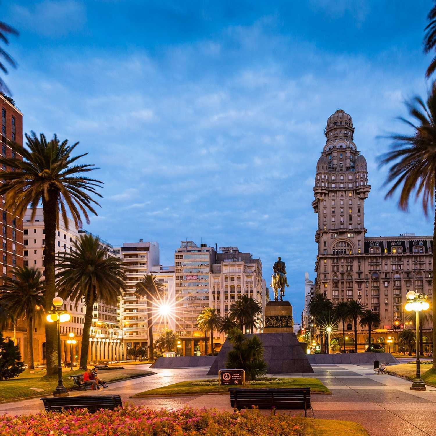 Why Uruguay Is The Tech Hub For Startups Background Image